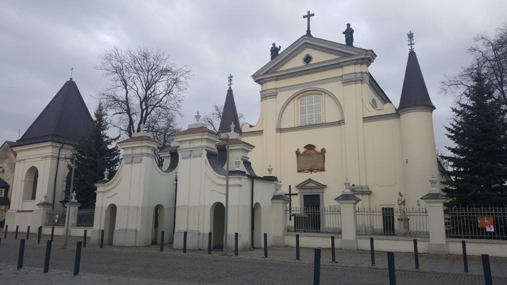 Bazylika w Węgrowie