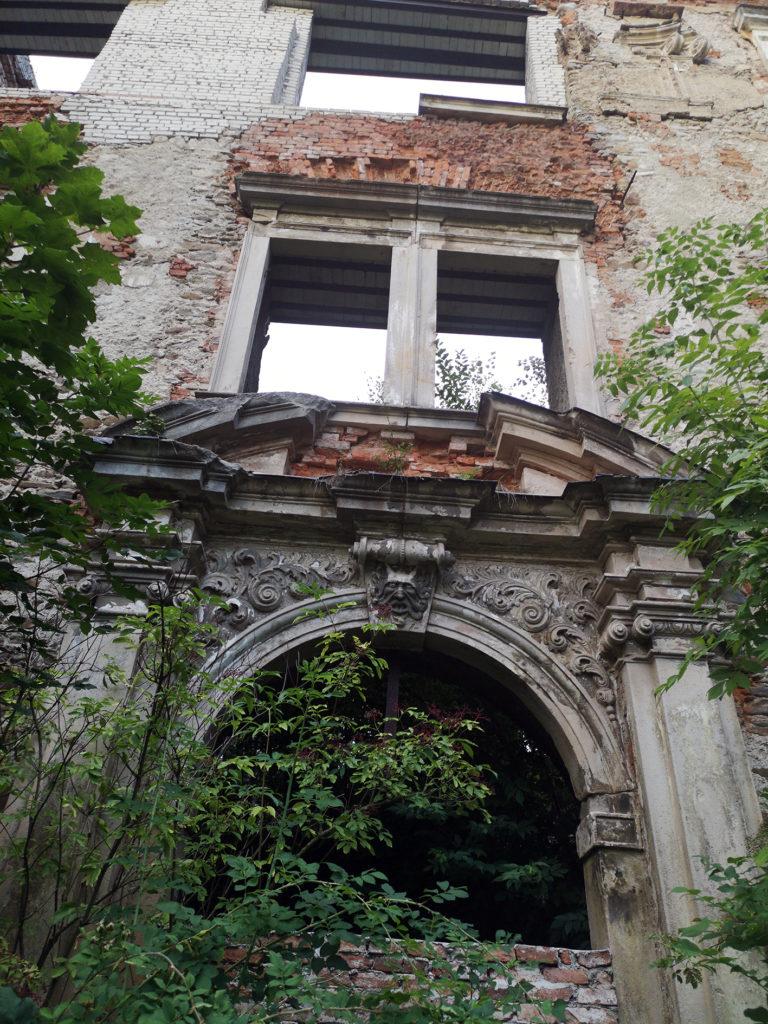 Pałac w Wilkanowie