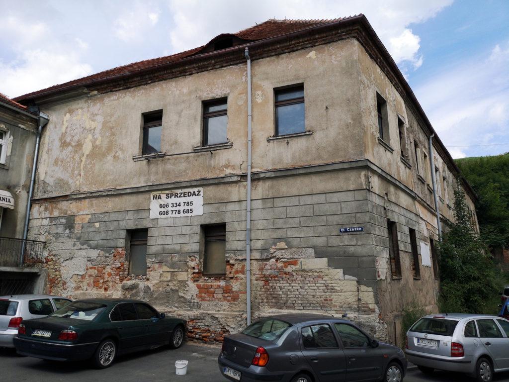 Pałac w Gorzanowie