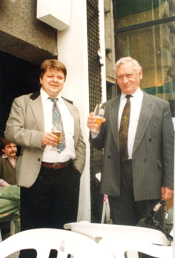 Leszek Bubel i Kazimierz Górski