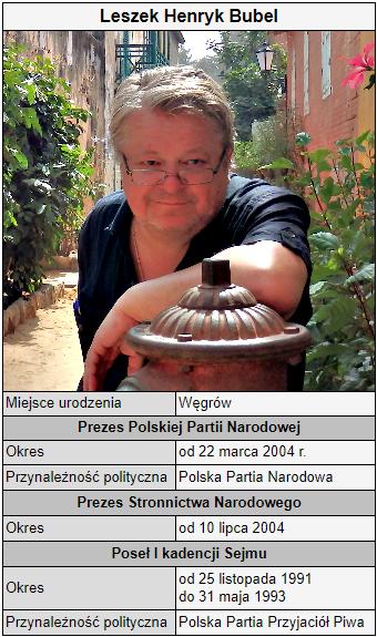 Leszek Henryk Bubel - Wikipedia
