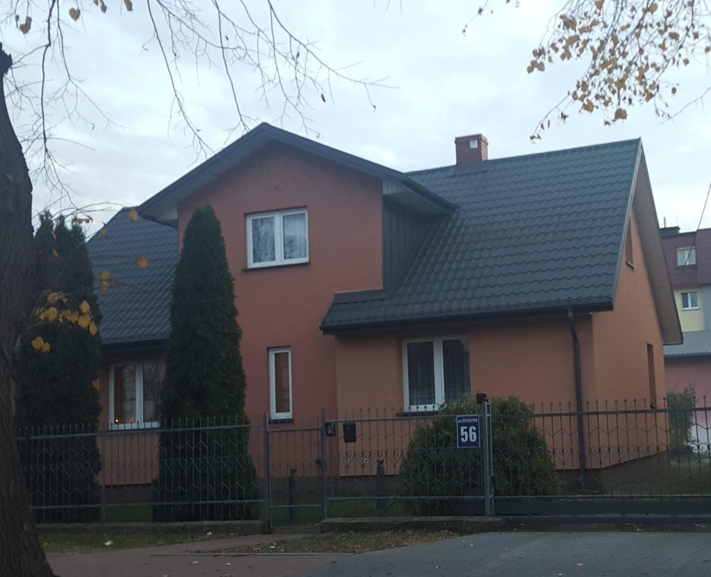 Dom rodzinny Leszka Bubla