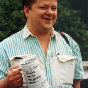 Leszek Bubel jako organizator kolejnej wielkiej imprezy PPPP.